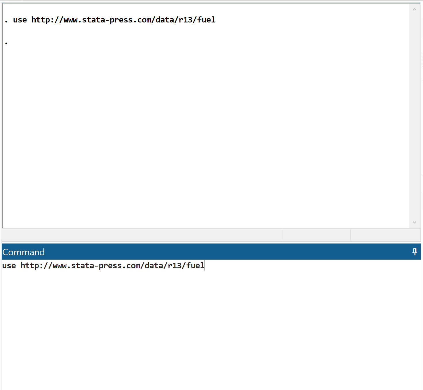 How to load data from web in Stata