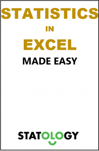 statistics in Excel made easy